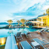 克雷斯特泳池別墅及度假村酒店預訂