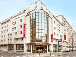 宜必思巴黎阿萊西亞蒙帕納斯酒店
