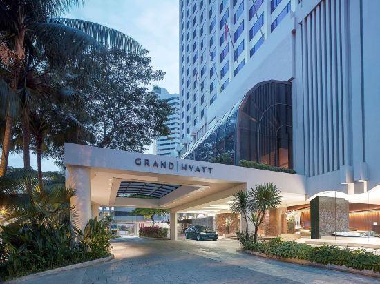 新加坡君悦酒店(Grand Hyatt Singapore)外觀