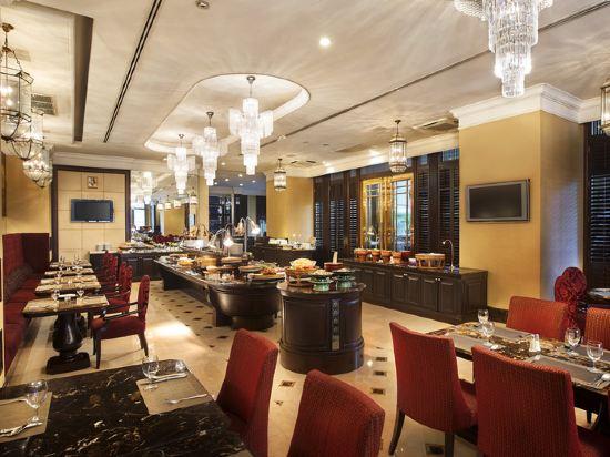 曼谷拉查丹利中心酒店(Grande Centre Point Ratchadamri Bangkok)餐廳