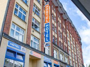 漢堡中央車站A&O酒店及旅館(A&O Hotel & Hostel Hauptbahnhof Hamburg)