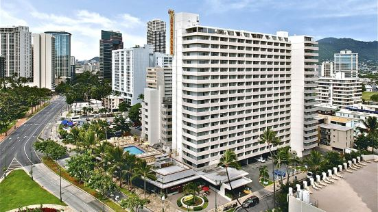 Ambassador Hotel Waikiki Honolulu