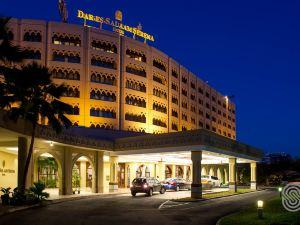 達累斯薩拉姆希雷那酒店(Dar es Salaam Serena Hotel)