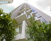 布里斯班曼塔拉城中公寓