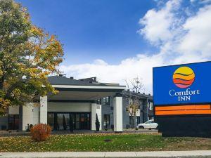 蒙特利爾機場舒適酒店(Comfort Inn Montreal Airport)