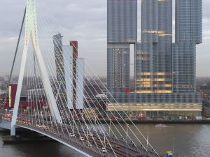 nhow鹿特丹酒店(Nhow Rotterdam)