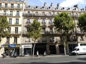 巴黎奧斯曼阿德吉奧公寓式酒店(Aparthotel Adagio Paris Haussmann)
