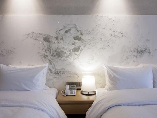釜山阿爾班酒店(Arban Hotel Busan)尊貴豪華房