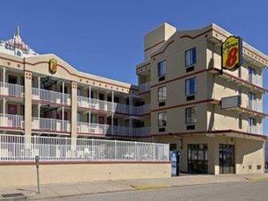 速8大西洋城酒店(Super 8 Atlantic City)