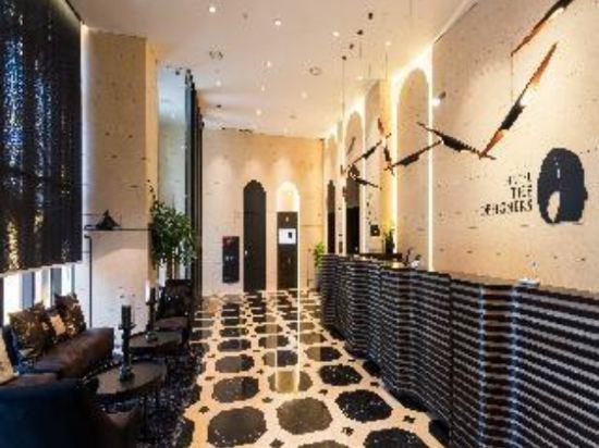 首爾設計者酒店東大門店(Hotel the Designers Dongdaemun Seoul)公共區域