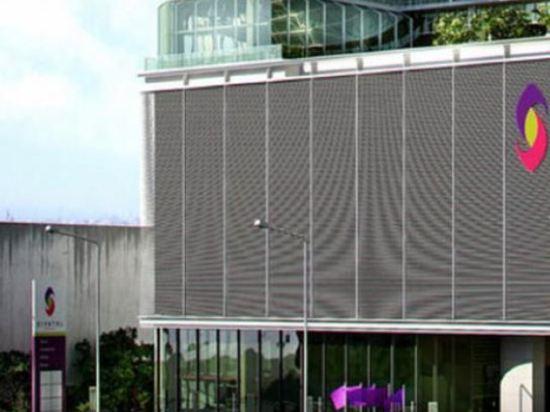 曼谷斯瓦特爾酒店(Sivatel Bangkok)外觀