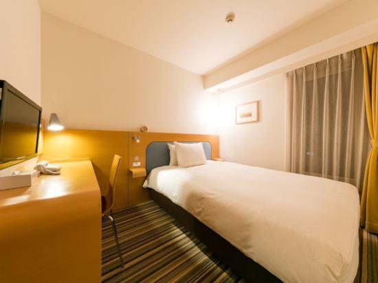 札幌三位神大酒店(Hotel Resol Trinity Sapporo)豪華單人房