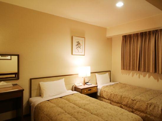 名古屋錦太陽酒店(Sun Hotel Nagoya Nishiki)雙床房