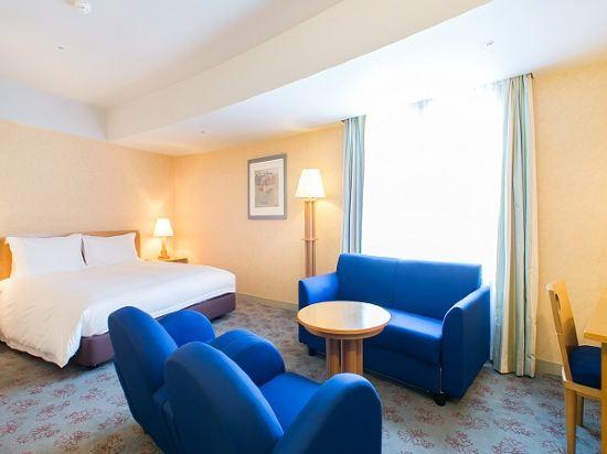 福岡凱悅酒店(Hyatt Regency Fukuoka)高級大床房