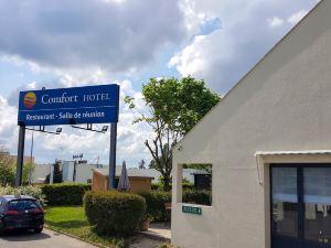 雷恩尚特皮舒適酒店(Comfort Hotel Rennes Chantepie)