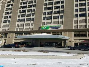 底特律市中心智選假日酒店(Holiday Inn Express Hotel & Suites Detroit-Downtown)