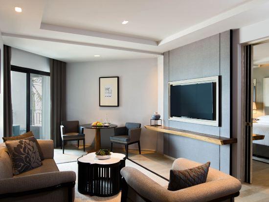 華欣萬豪水療度假村(Hua Hin Marriott Resort & Spa)精緻套房