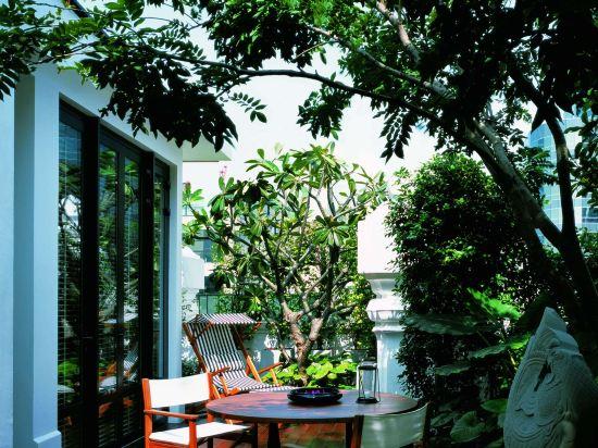 曼谷愛侶灣君悅酒店(Grand Hyatt Erawan Bangkok)SPA