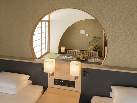 福岡海鷹希爾頓酒店(Hilton Fukuoka Sea Hawk)日式套房