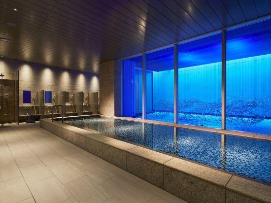 三井花園飯店名古屋普米爾(Mitsui Garden Hotel Nagoya Premier)室內游泳池