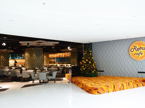 吉隆坡輝煌酒店(Vivatel Kuala Lumpur)餐廳