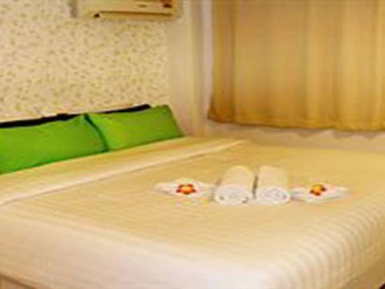 曼谷是隆楠特拉酒店(Nantra Silom Hotel Bangkok)豪華房