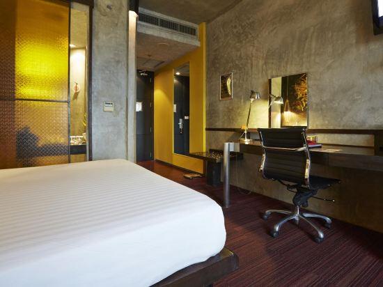 曼谷暹羅名家設計酒店(Siam@Siam Design Hotel Bangkok)俱樂部傳統房
