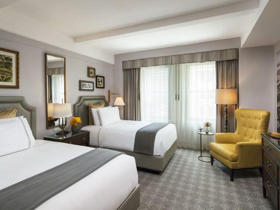 紐約巴克萊洲際大酒店(InterContinental New York Barclay Hotel)豪華雙大床房