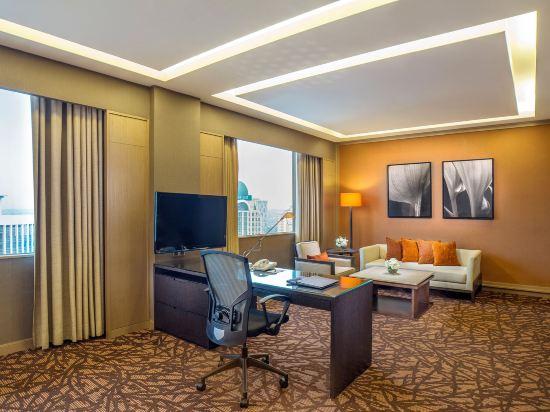 八打靈再也希爾頓酒店(Hilton Petaling Jaya)豪華套房