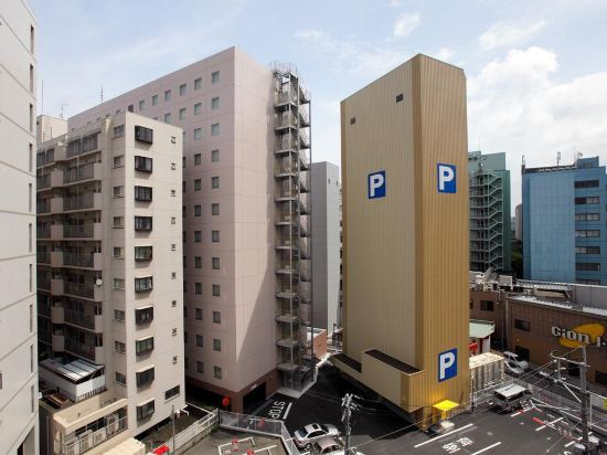 博多祗園大和ROYNET酒店(Daiwa Roynet Hotel Hakata Gion Fukuoka)外觀