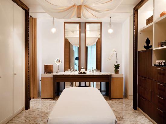 曼谷愛侶灣君悅酒店(Grand Hyatt Erawan Bangkok)水療別墅房