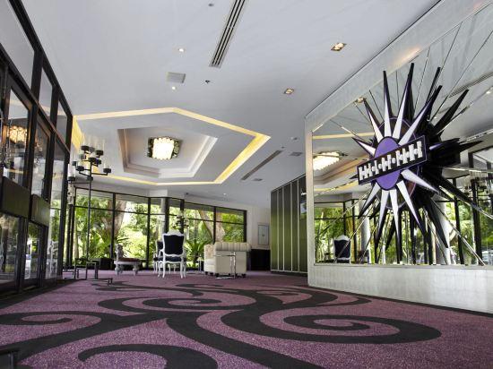 芭堤雅硬石酒店(Hard Rock Hotel Pattaya)公共區域