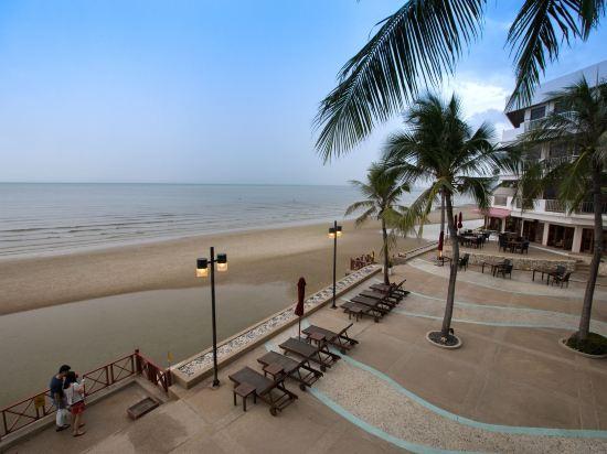 皇家華欣海灘度假酒店(The Imperial Hua Hin Beach Resort)外觀