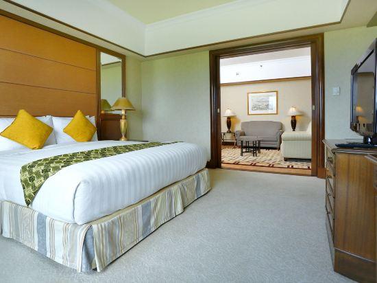 哥打京那巴魯絲綢太平洋酒店(The Pacific Sutera)小型套房