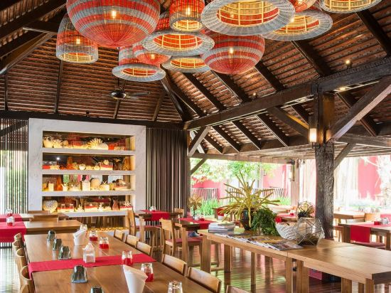 華欣世外桃源酒店(Escape Hua Hin Hotel)餐廳