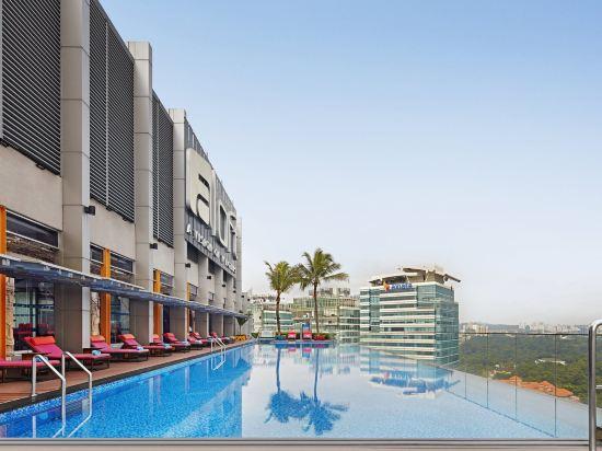 吉隆坡中環廣場雅樂軒酒店(Aloft Kuala Lumpur Sentral)健身娛樂設施