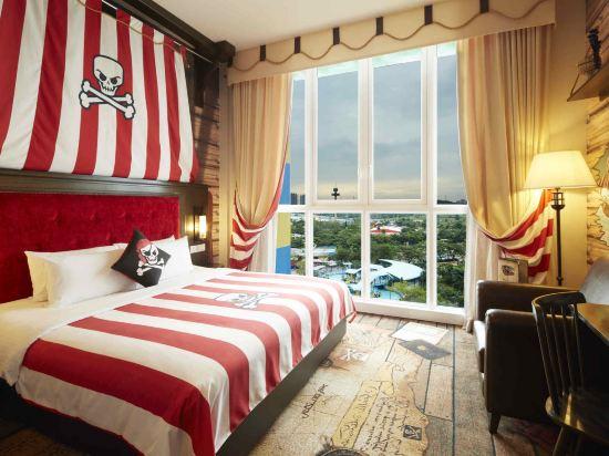新山樂高度假酒店(Legoland Resort Hotel Johor Bahru)甄選主題房