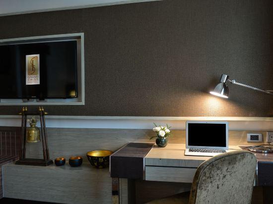 康帕斯酒店集團素坤逸11巷瑞士大酒店(Grand Swiss Sukhumvit 11 by Compass Hospitality)尊貴房