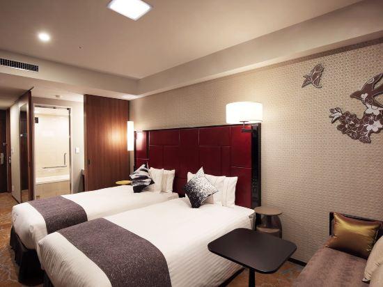 京都四條皇家花園酒店(2018年4月新開業)(The Royal Park Hotel Kyoto Shijo(New Open))高級雙床房