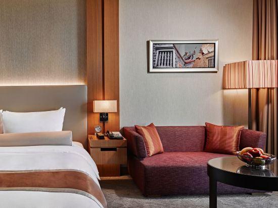 台中日月千禧酒店(Millennium Hotel Taichung)行政客房