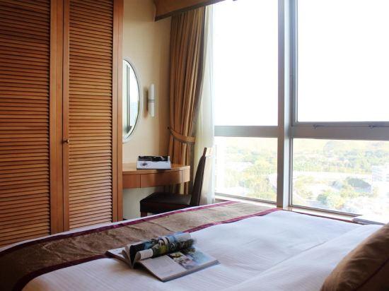 香港嘉湖海逸酒店(Harbour Plaza Resort City)豪華房