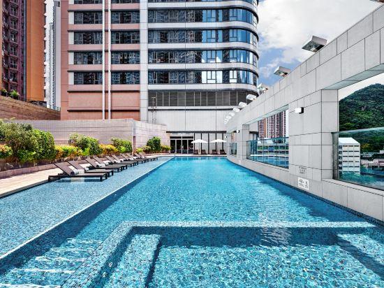 香港九龍東皇冠假日酒店(Crowne Plaza Hong Kong Kowloon East)健身娛樂設施