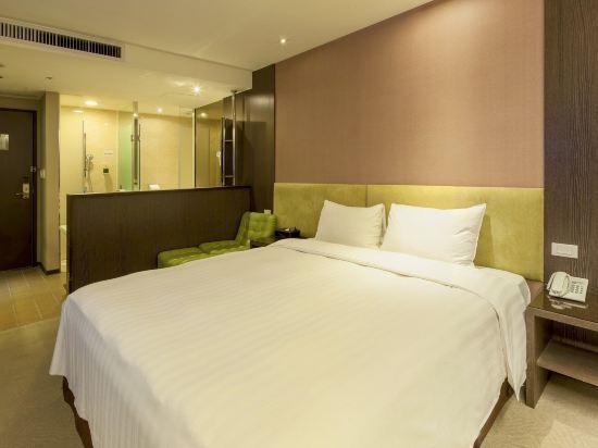 台北樂客商旅(Look Hotel)標準大床房