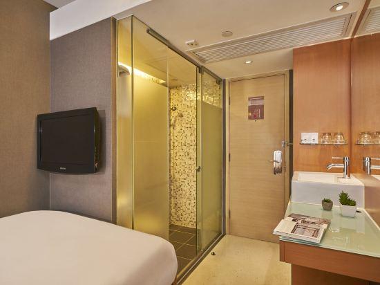 簡悅酒店(香港銅鑼灣店)(Minimal Hotel Urban)高級客房