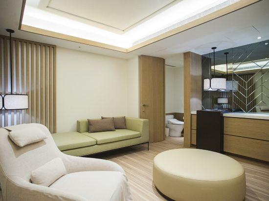 台北凱達大飯店(Caesar Metro Taipei)豪華套房