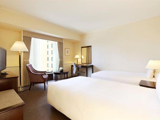 東京凱悦酒店(Hyatt Regency Tokyo)標準雙床房