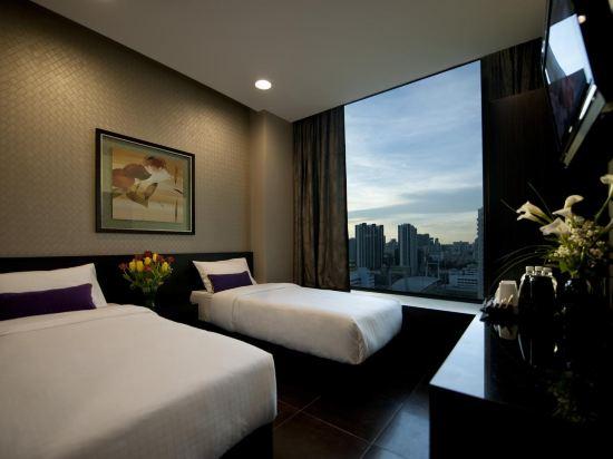 新加坡威大酒店 - 勞明達(V Hotel Lavender)三人房