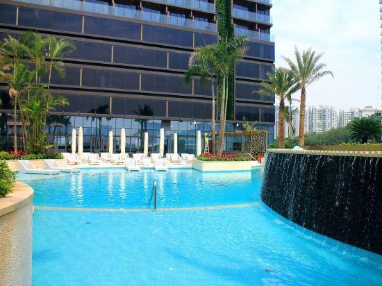 澳門羅斯福酒店(The Macau Roosevelt)健身娛樂設施