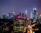 吉隆坡 3 塔@企鵝屋酒店