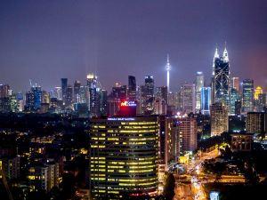 吉隆坡 3 塔@企鵝屋酒店(3 Towers KL City @ Penguin Homes)